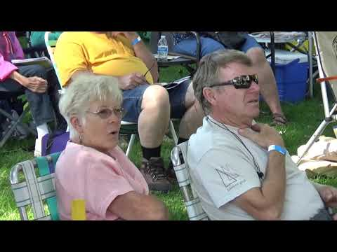 Reno Swing Set at Bowers Mansion Bluegrass Festival 2017