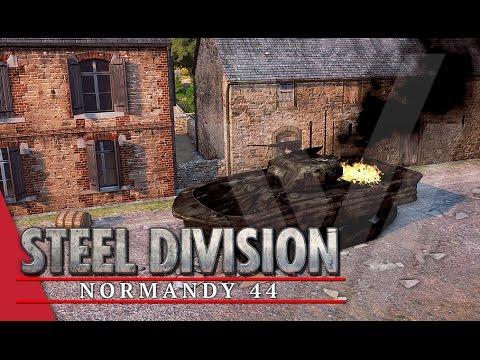 Filling the Gaps! Steel Division: Normandy 44 Beta Gameplay #18 (Sword, 10v10)