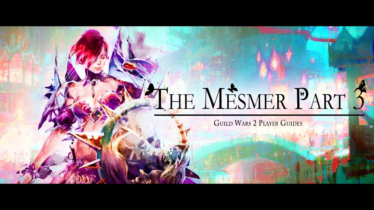 Guild wars 2 | new player guide 2017: the mesmer part 1 | the.