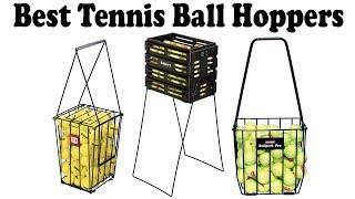 5 Best Tennis Ball Hoppers 2018 – Top 5 Tennis Ball Hoppers Reviews
