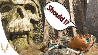 For Honor - When shouldn't you deflect?