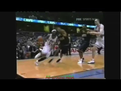 Ricky Davis Highlights Vs. Denver, 2002-03. 27 Pts 7 Ast.