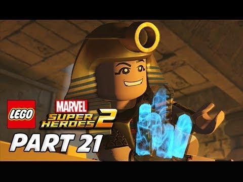 LEGO Marvel Super Heroes 2 Gameplay Walkthrough Part 20 - LOKI