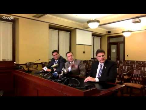 House Majority Leadership discusses Medicaid straw poll