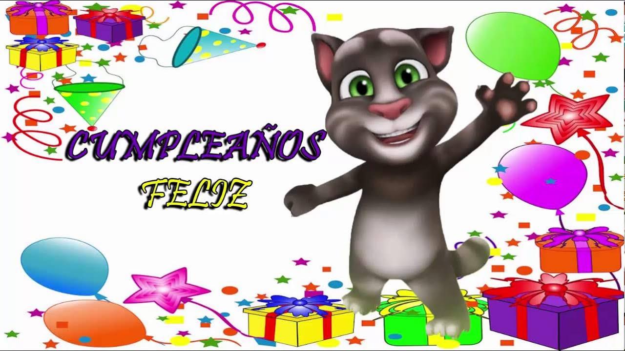 ► EL CUMPLEAÑOS FELIZ, rondas infantiles