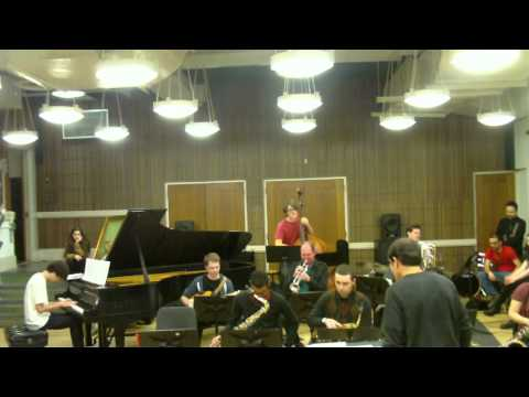 One of Another Kind- CCNY Jazz Orchestra - Directed by Mike Holober
