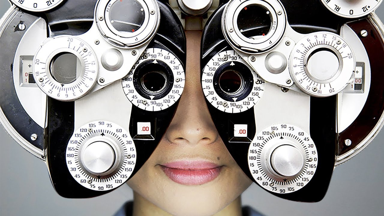 Zbadaj swoje oczy! [TEST ONLINE]