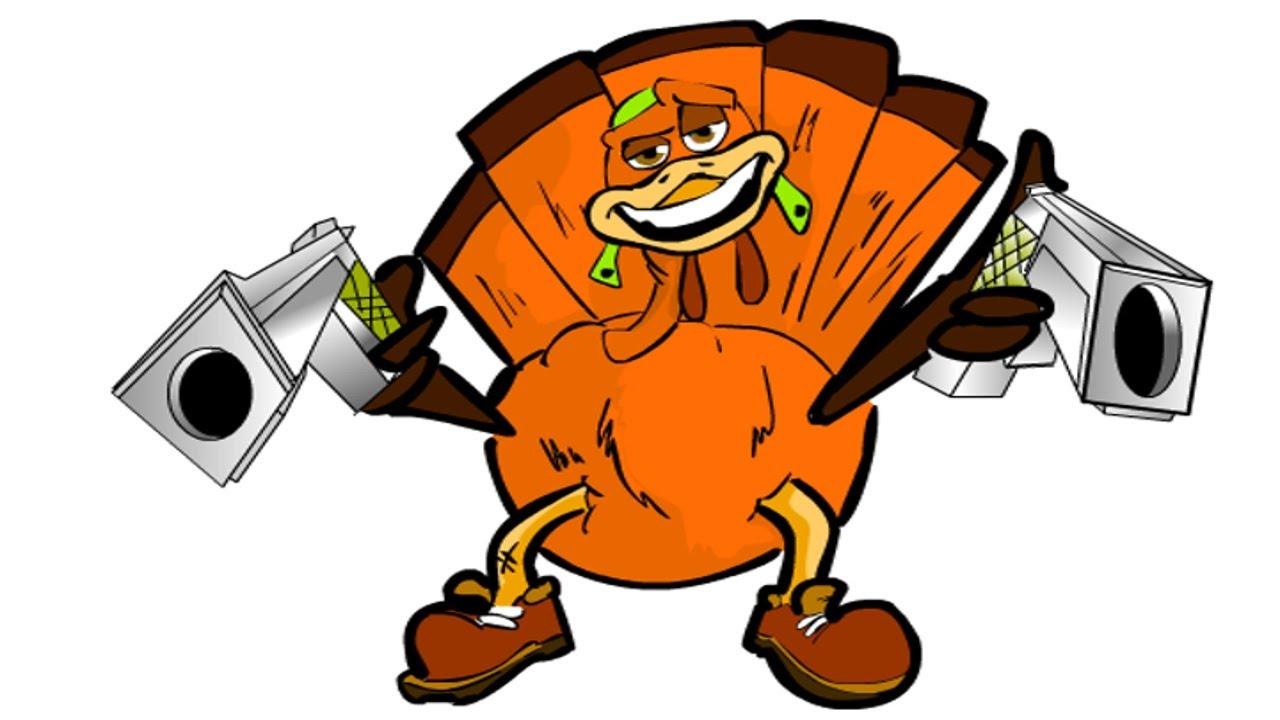 call of turkey! -new cartoon! - youtube