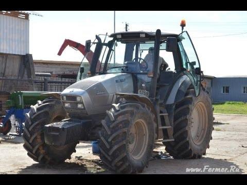 трактор ламборджини фото