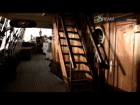 Sea Cloud - Ship Tour Overview