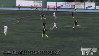 Serie D Girone E Pomezia-Aquila Montevarchi 0-0