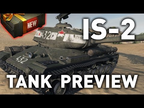 "World of Tanks || IS-2 ""Berlin"" - Tank Preview"