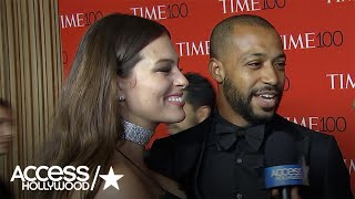 Ashley Graham's Husband Adorably Gushes Over Her At The Time 100 Gala | Access Hollywood