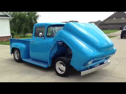 1 additionally 312 Y Block For Sale also 281233696173 likewise Watch besides 927394 Hidden Tailgate Latch Kit. on 1956 ford f100