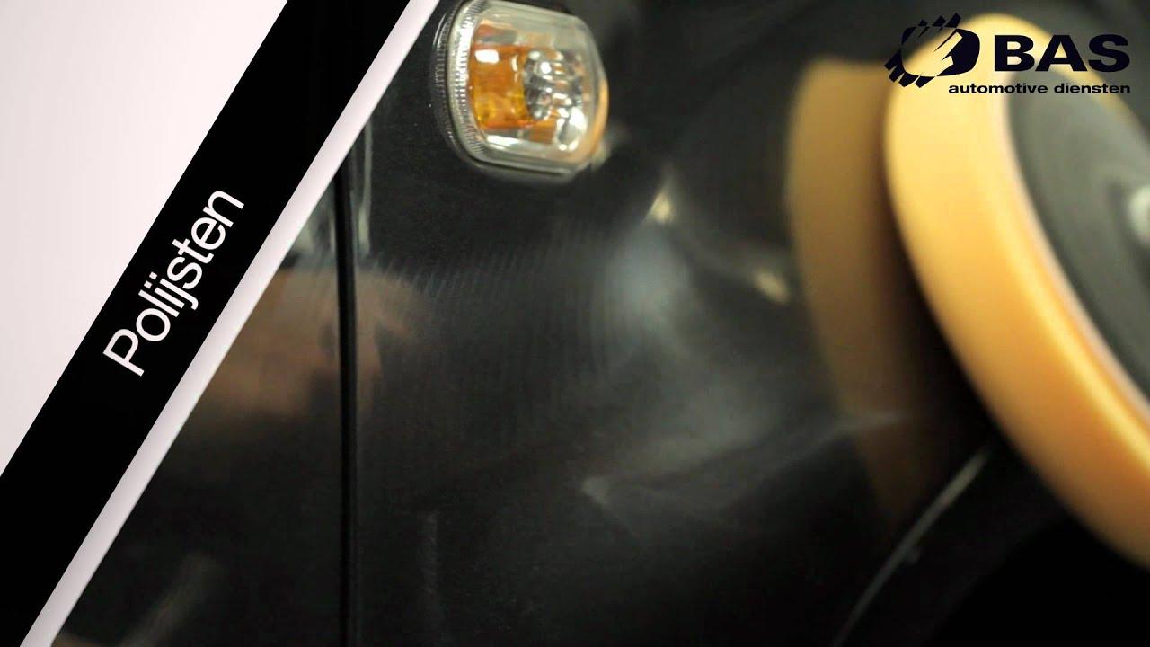 Kras auto verwijderen - YouTube
