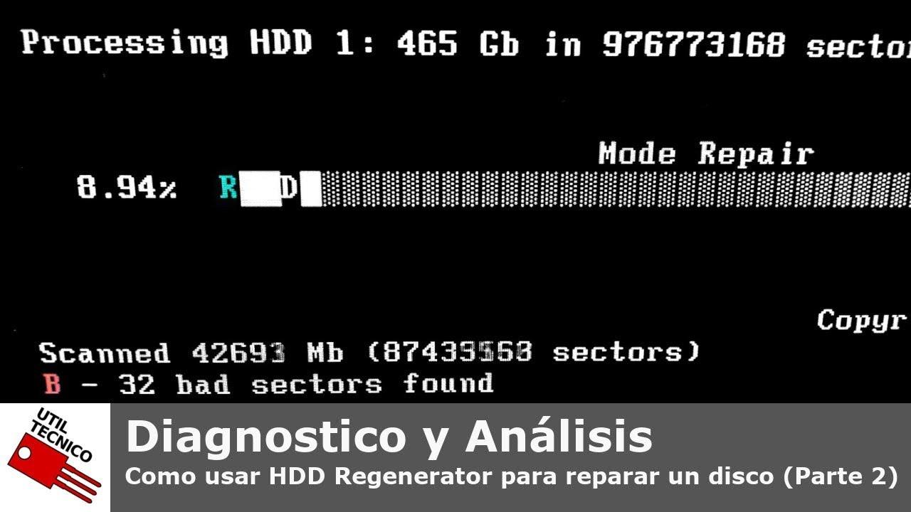 How to use regenerator 49