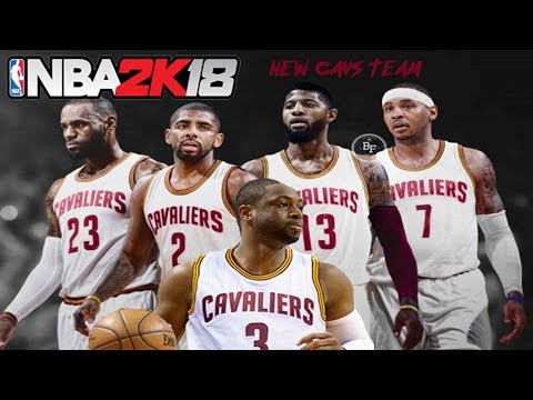 Paul George, Carmelo Anthony, Dwayne Wade, TRADED to CAVS Plus NBA Trades & 2k18 Coverage