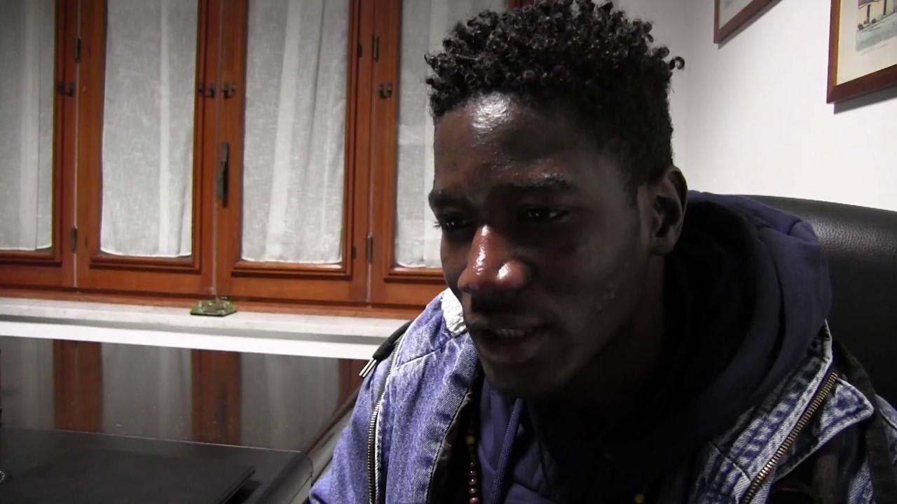 """Download Aggressione razzista a Palermo, il ragazzo picchiato: """"Orgoglioso di essere nero e palermitano"""""""