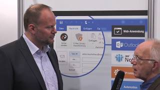 Interview mit Matthias Kess, Chief Technology Officer (CTO), Befine Solutions AG