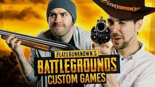 WESTWORLD | Battlegrounds Custom Games (Wild West)