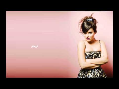 Oh My God cover by Lily Allen - lyrics video