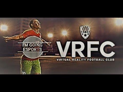 Training for Esports in Virtual reality football club (VRFC)