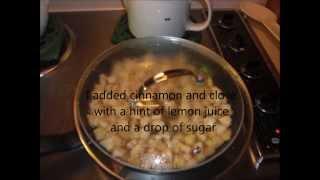 Apple Dumplings Made Corn & Gluten Free And Easy