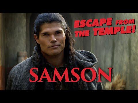 Gabriel Sabloff - Director - Samson (2018) - Gaza Temple Intro