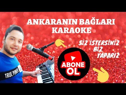 Ankaranın Bağları Karaoke Korg Pa 800 Piyanist Eren Koz