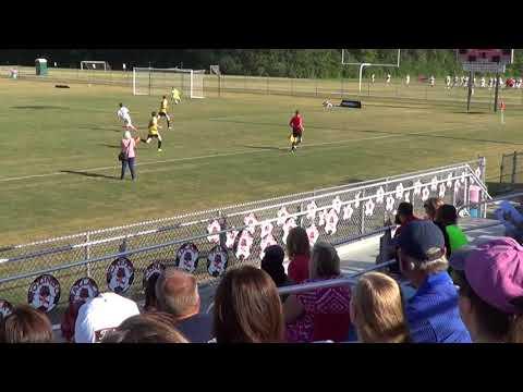 Noblesville VS Fishers JV Soccer 2017