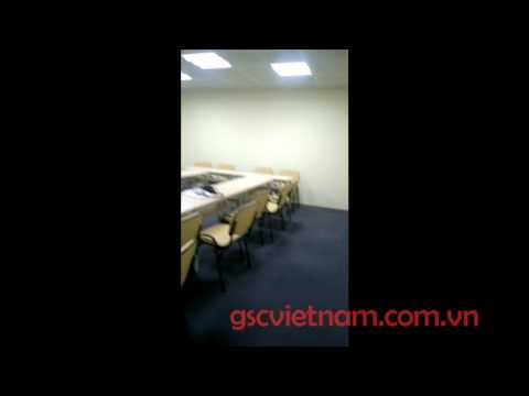 Phòng dạy học tiếng Pháp EDUVIP