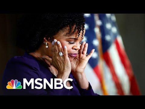 Meet Mayor Kim Janey, History-Making First Woman & First Black Mayor of Boston   MSNBC