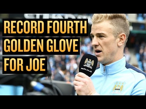 HART WINS GOLDEN GLOVE  | Joe on his record 4th Golden Glove