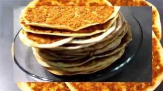 طريقة عمل لحم بعجين عراقي - تركي | How To Make Turkish Pizza