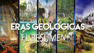ERAS GEOLÓGICAS - EL RESUMEN (Estudios421)