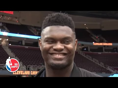 Zion Williamson was surprised by the crowd's reaction to his first few games | NBA Sound