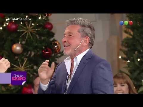 Ricardo Montaner en el diván - Cortá por Lozano 2018