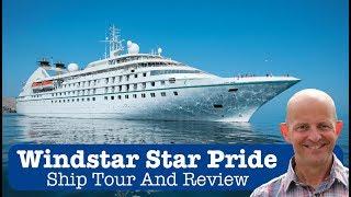 видео Windstar Cruises
