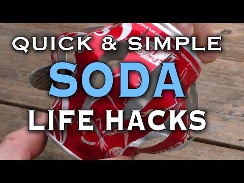 7 Awesome Soda Life Hacks You Should Know
