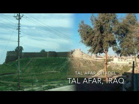 Tal Afar Citadel, Iraq - #CultureUnderThreat Before and After