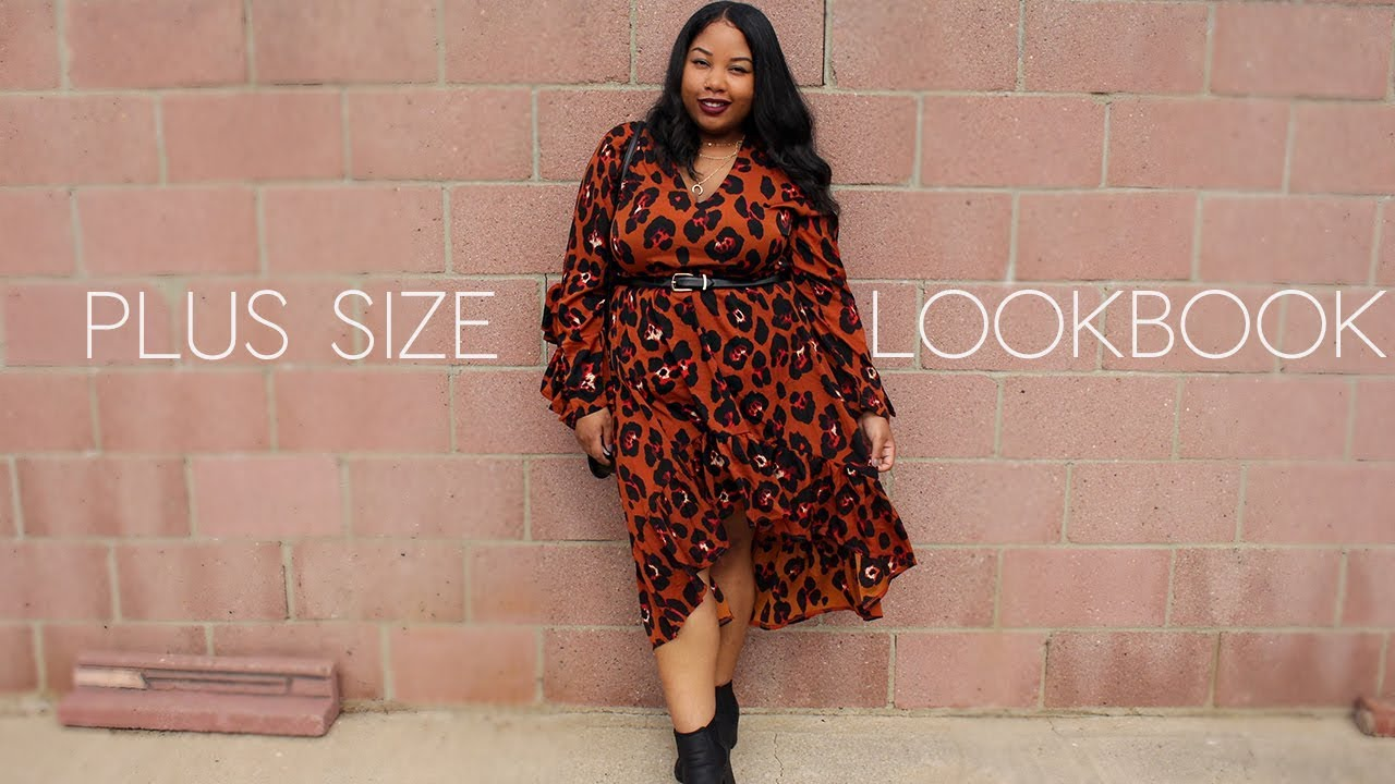 [VIDEO] - PLUS SIZE Spring/Summer 2019 Lookbook | FT Boohoo, Fashion Nova, Forever 21 & more! 2