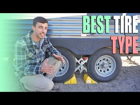 RV Trailer Tires Vs. Light Truck Tires - Need To Know Info Before Buying