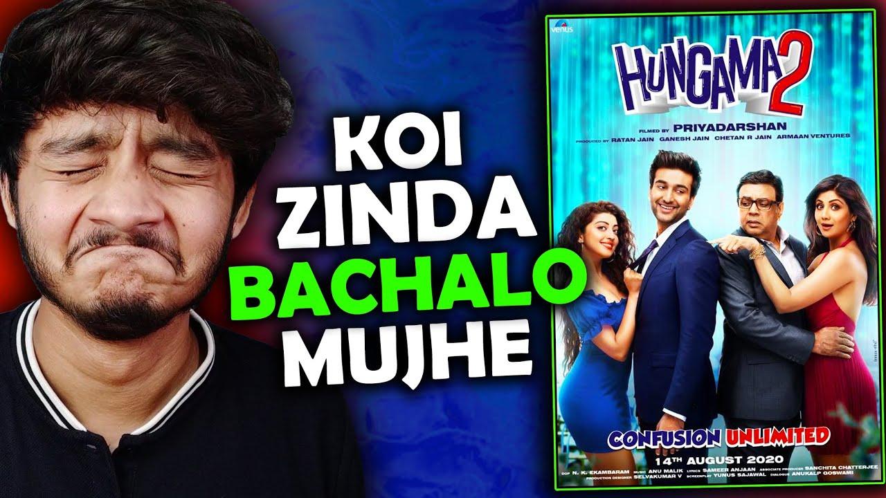 Hungama 2 review: Comedy kaha hai?? 😢😭