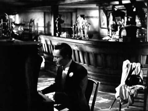 1945 Le Portrait de Dorian Gray - Albert Lewin  - Hurd Hatfield - Prélude 24 Chopin