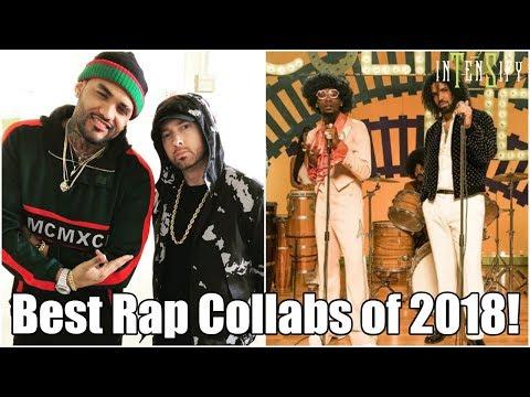 Best Rap Collabs of 2018
