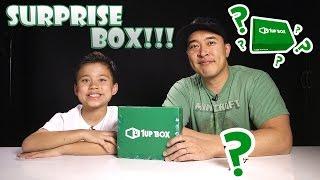 1UP BOX - Surprise Box Unboxing! [EvanTubeGaming CLASSIC]