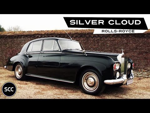 ROLLS-ROYCE SILVER CLOUD III 1965 - Modest test drive - Engine sound | SCC TV