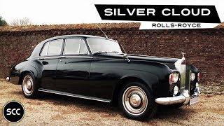 Rolls-Royce Silver Cloud III 3 1965 - Modest test drive - Rolls Royce V8 Engine sound