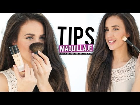 Tips de maquillaje útiles y fáciles   Saca partido a tu maquillaje