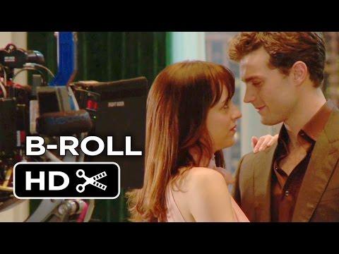 Fifty Shades of Grey B-ROLL (2015) - Jamie Dornan, Dakota Johnson Movie HD
